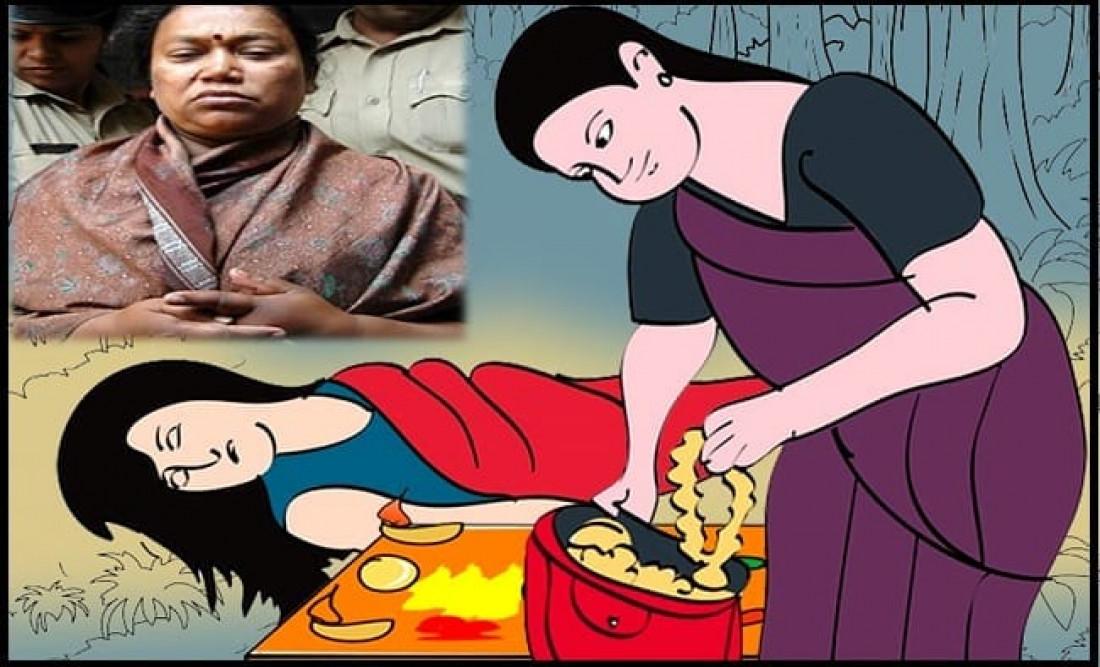 first serial killer woman of india, KD Kempamma