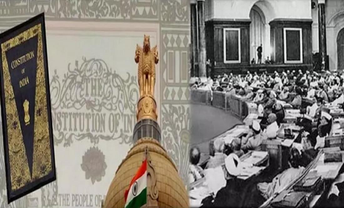 constitution of india, republic day