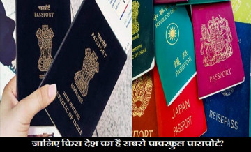 powerful passport of world, india passport ranking