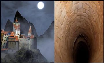 Gate of hell, houska castle