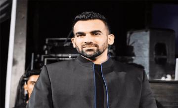 Zaheer Khan, Indian cricketer