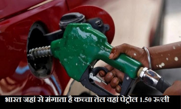 Petrol Prices, India
