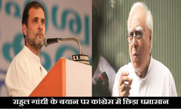 congress on rahul gandhi statement, rahul gandhi