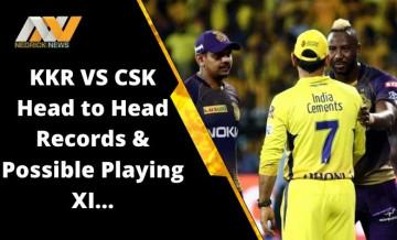 CSK VS KKR, Match Prediction IPL 2021