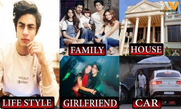 किस तरह की लाइफ जीते हैं शाहरुख के लाडले Aryan Khan? जानिए उनसे जुड़ी कुछ खास बातों के बारे में...