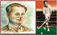 Dhyan Chand, Hockey