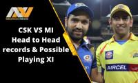 MI VS CSK, Match Prediction