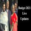 budget 2021, budget live updates
