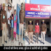 ghaziabad kidnapping case, police rescued 2 children kidnapping