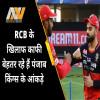 RCB VS PBKS, IPL 2021 updates