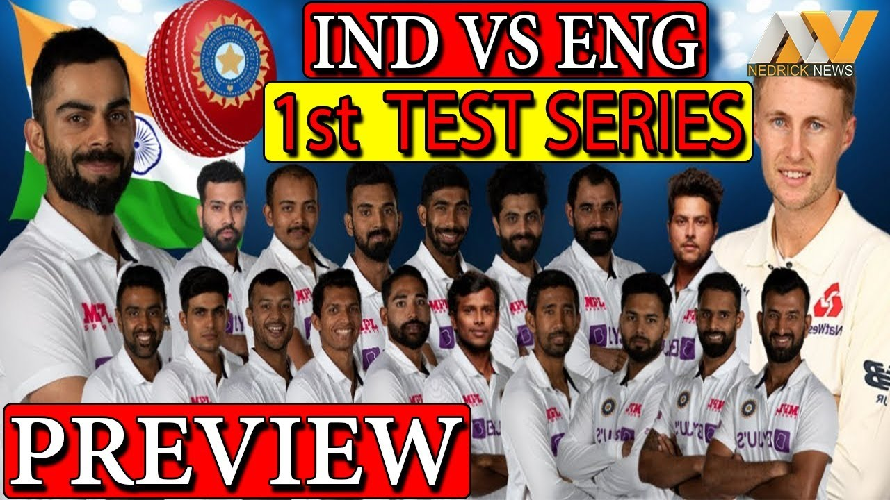 IND vs ENG 1st Test Match Playing XI | Test Match 2021 | Team India Final Test Squad Vs England 2021